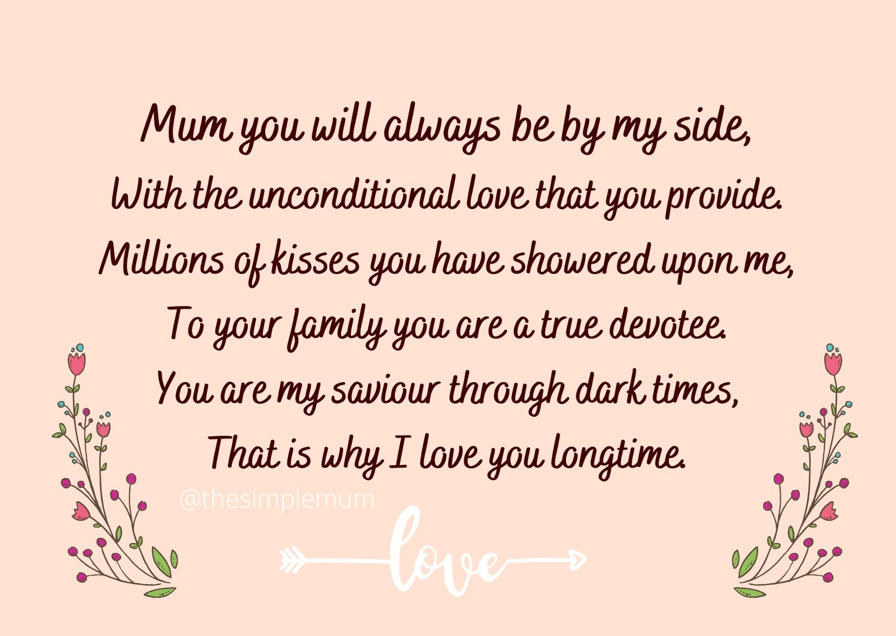 A Poem For An Amazing Mum Cheryl Lee White 10 of the best funny mothers day poems to write in a card. a poem for an amazing mum cheryl lee