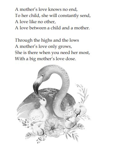 a mother's love poem